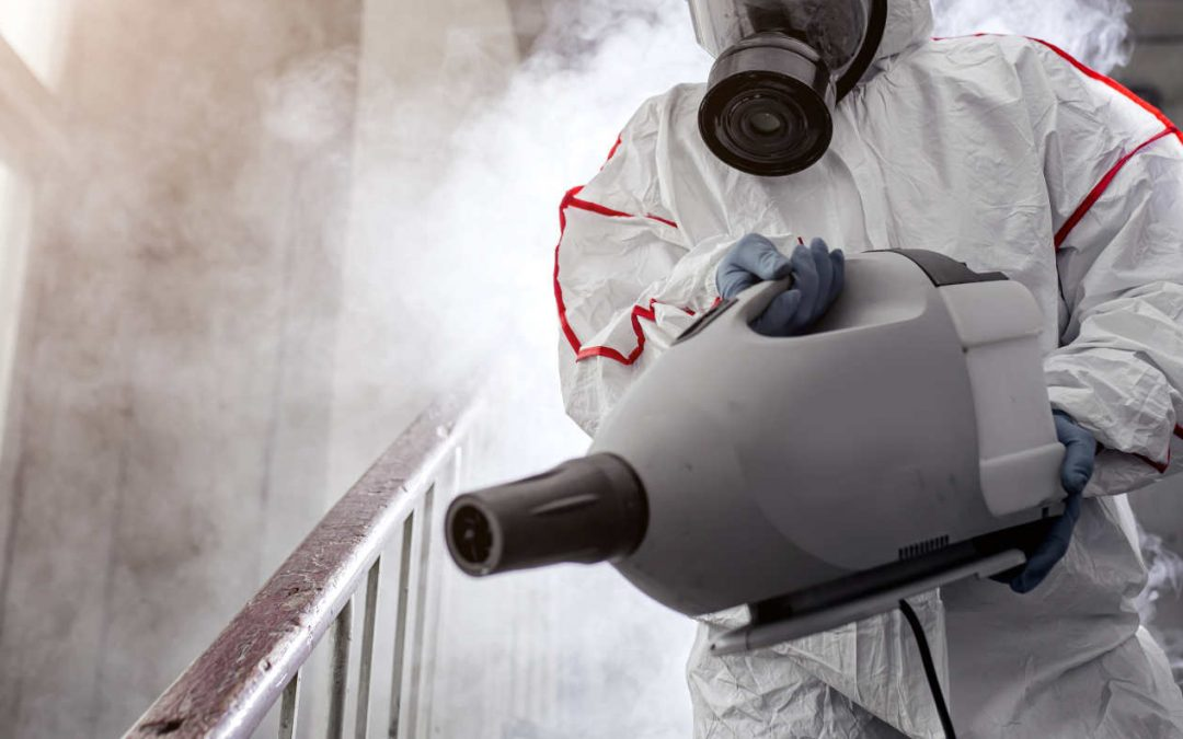 Bio-Fogging; The Easy Way to Stop the Spread of Covid-19 Within Your Business