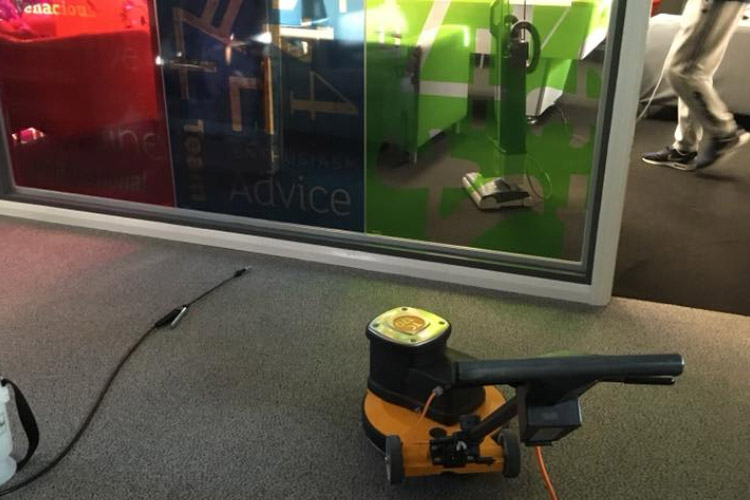 Hard Floor Cleaners for Commercial Sites